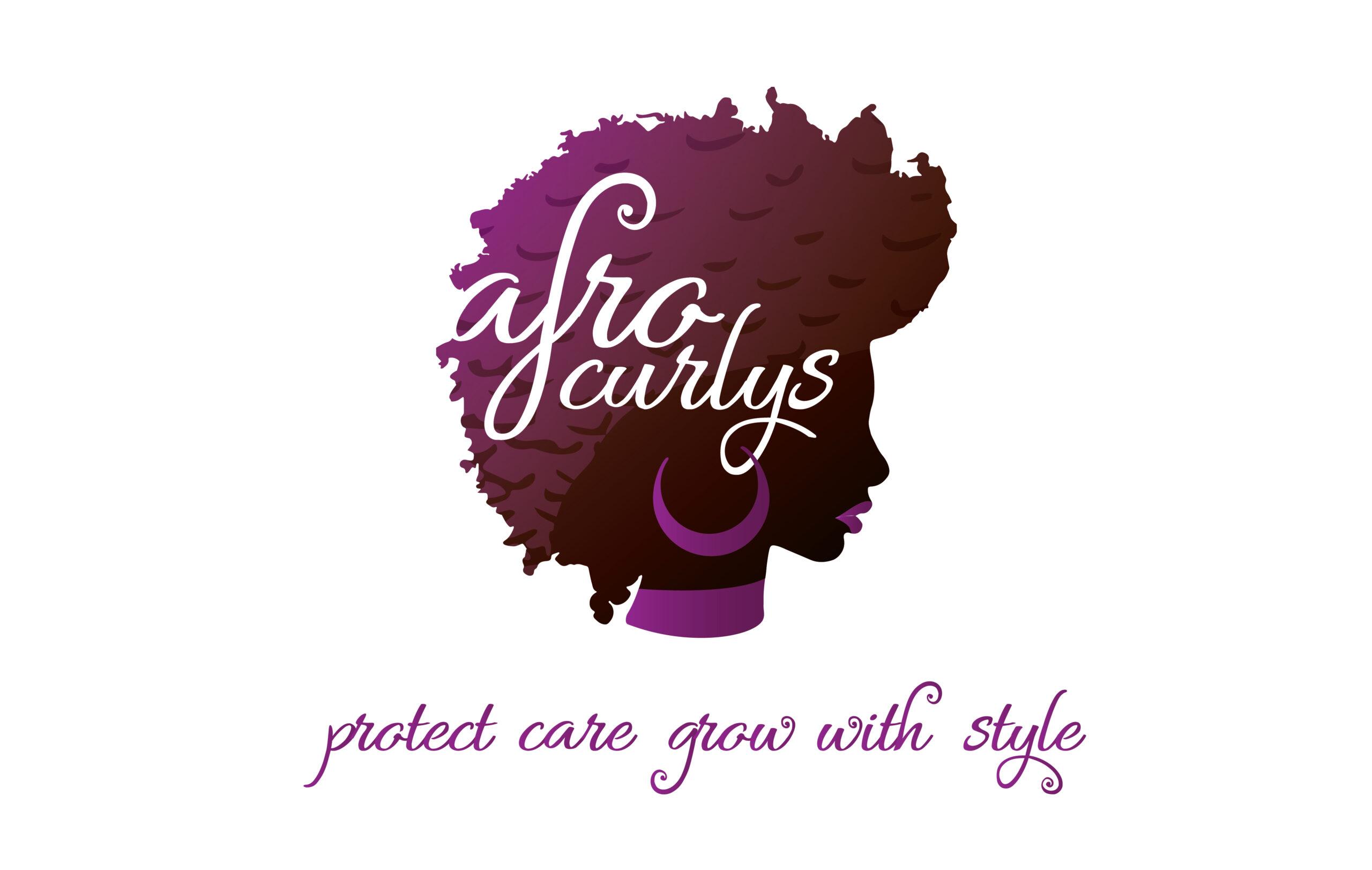 Afrocurlys logo